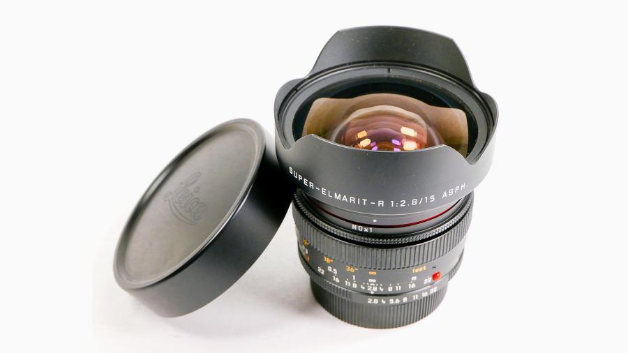 The 15mm Super-Elmarit-R f2,8