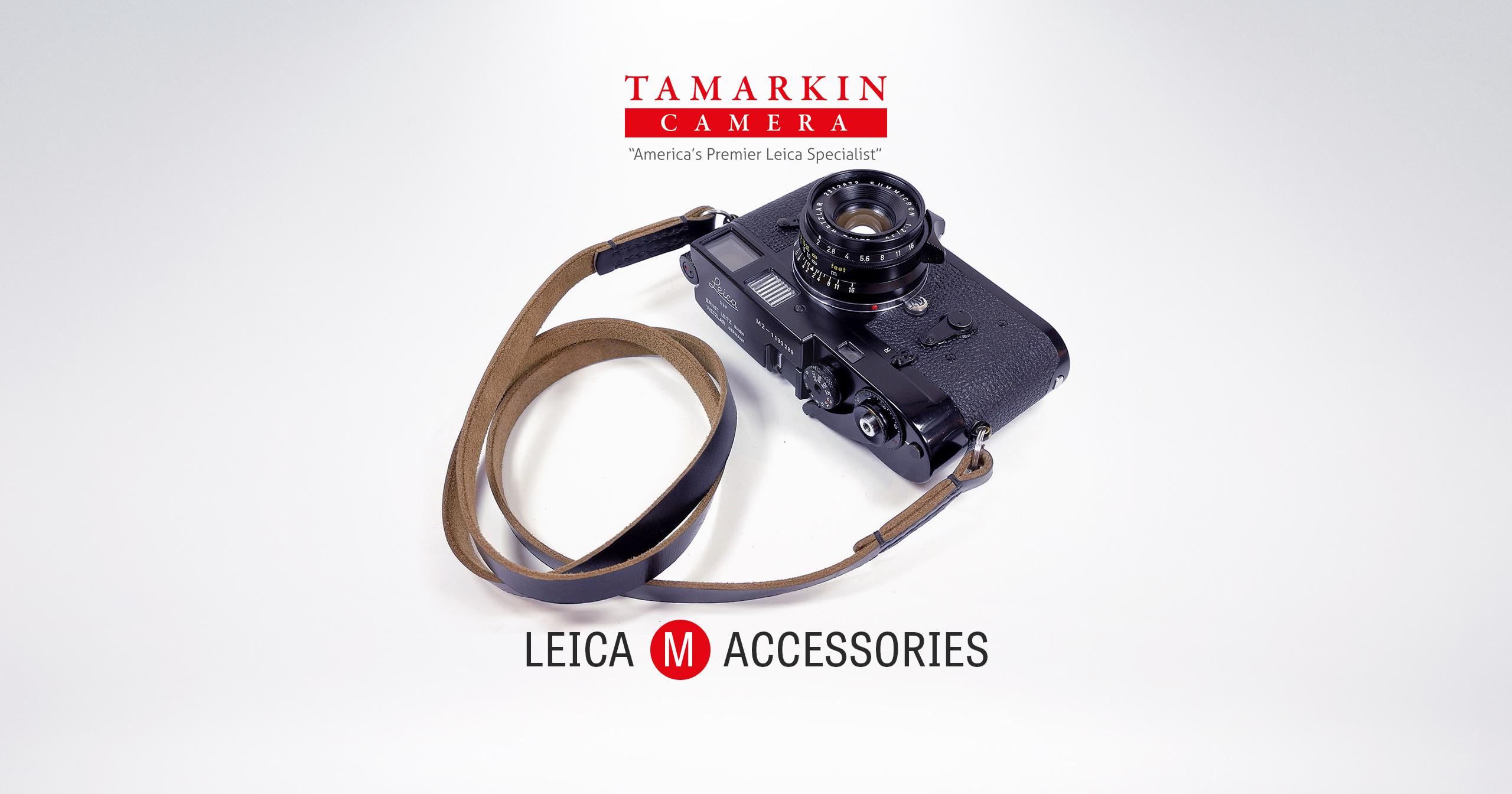 Leica M Accessories | Tamarkin Camera