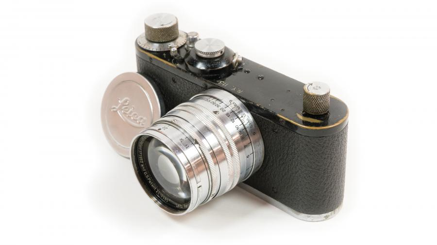 The Leica X-Ray camera