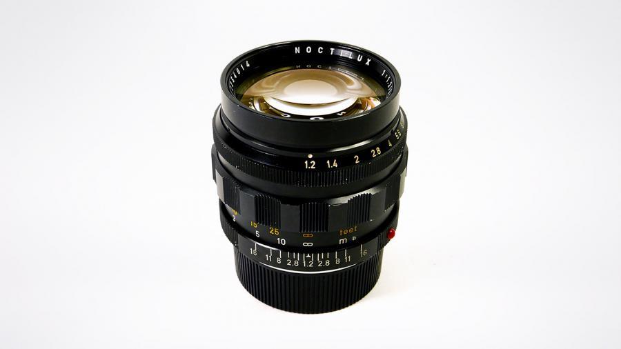 50mm Noctilux f1,2
