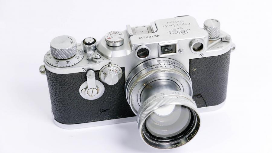 The Leica IIId