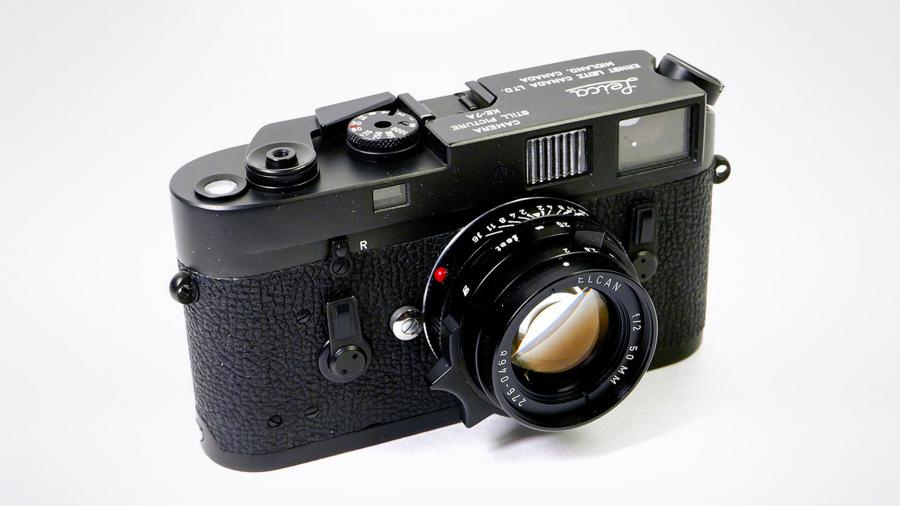 Leica M4 KE-7A with 50mm Elcan f2 lens
